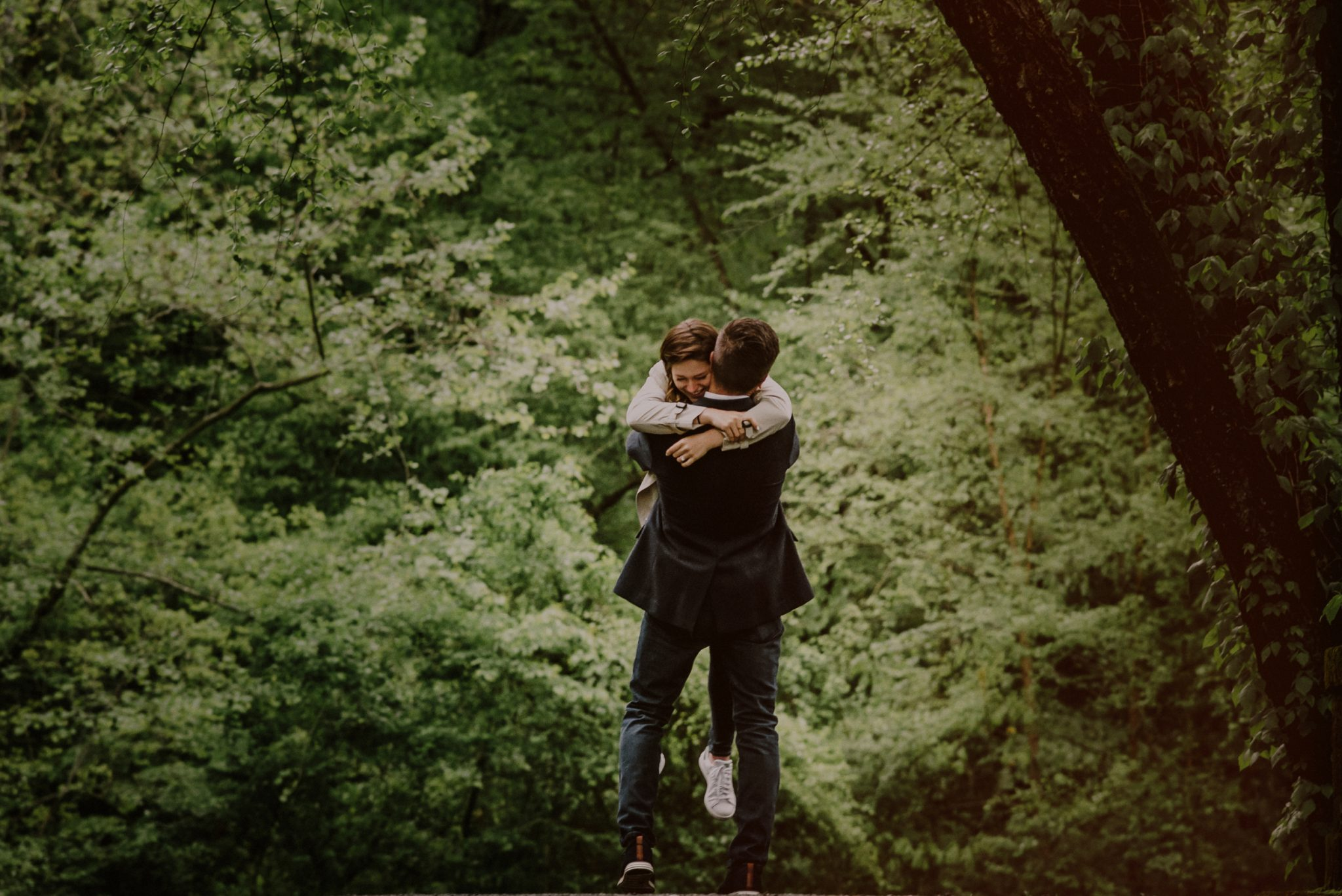 surprise proposal pictures in New Jersey