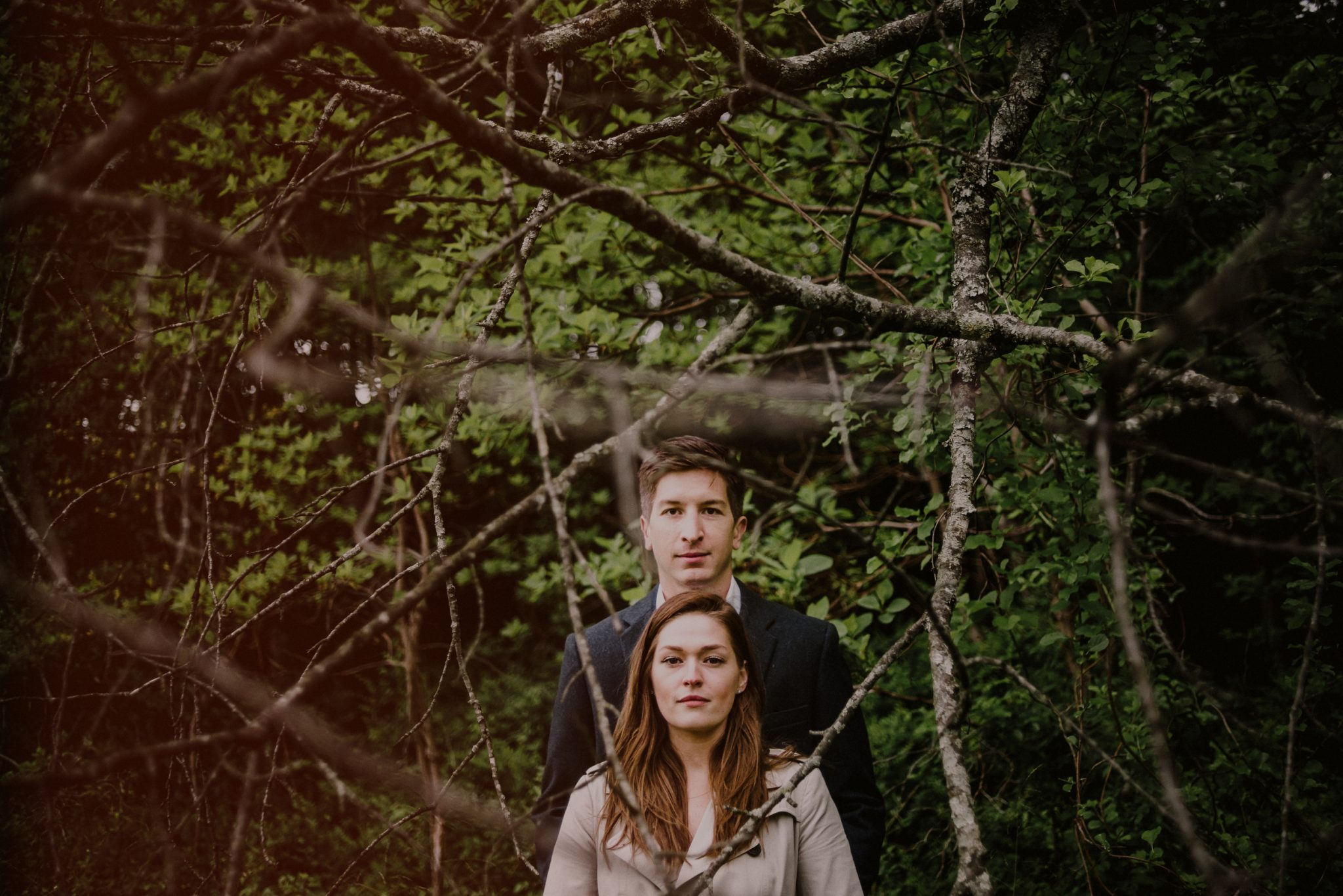 quirky engagement photography in gladstone nj
