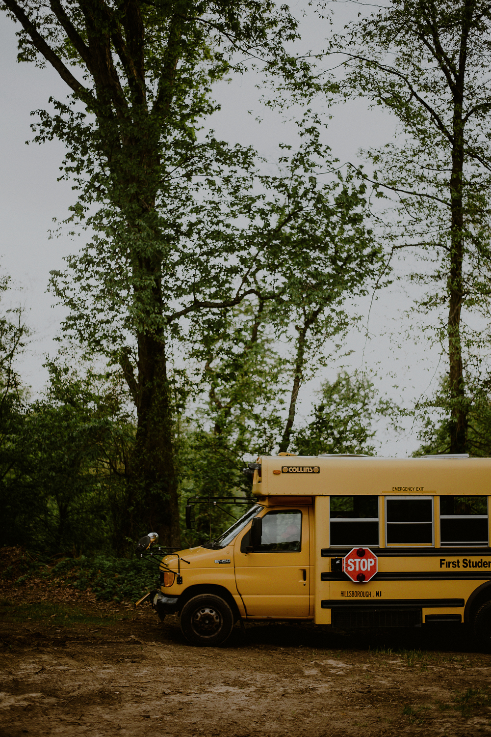 wedding school bus limo