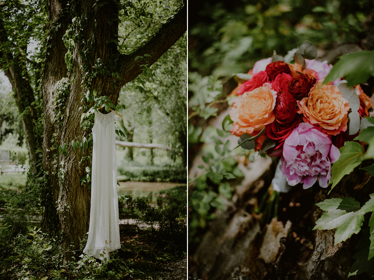 beach plum farm wedding details